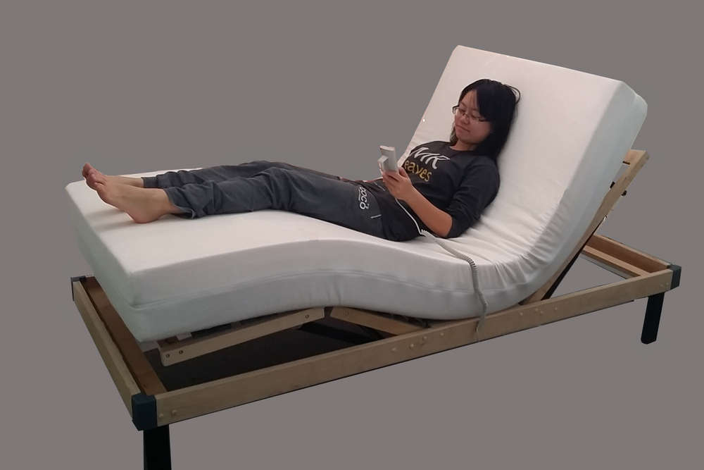 King Single Electric Adjustable Bed Reduces Your Health Issues