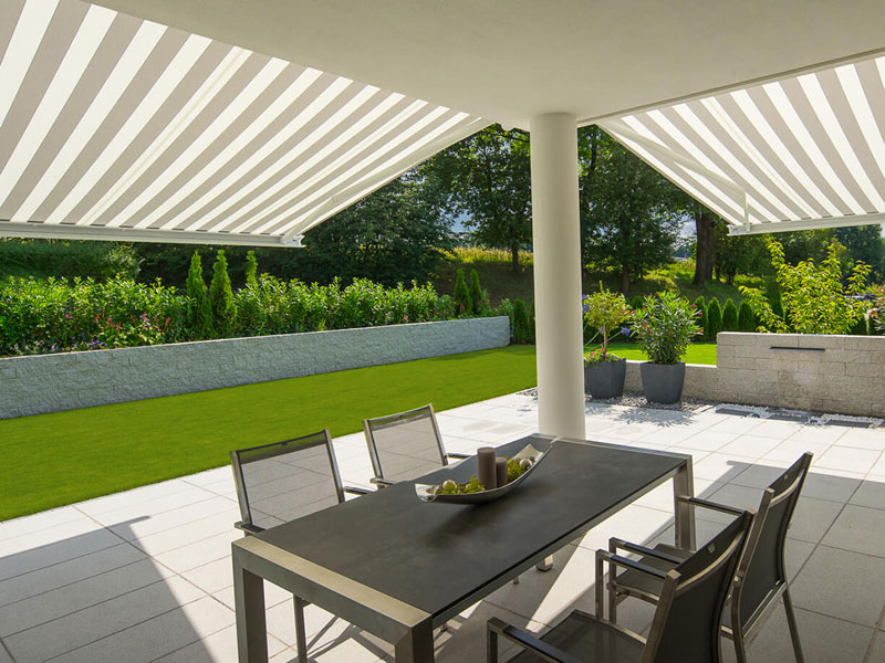 What Are The Advantages Of Outdoor Awnings?