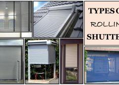 What are Different Types of Roller Shutter?