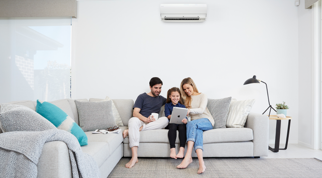 How to Plan Your Air Con For a New Build