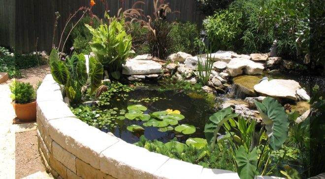 Why Every Beautiful Outdoor Area Needs A Fish Pond To Match