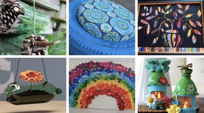 Handicrafts Home Décor Items and Environmental Conservation