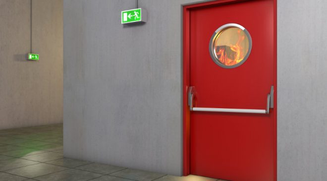 Choose What Kind of Fire Rated Door You Need